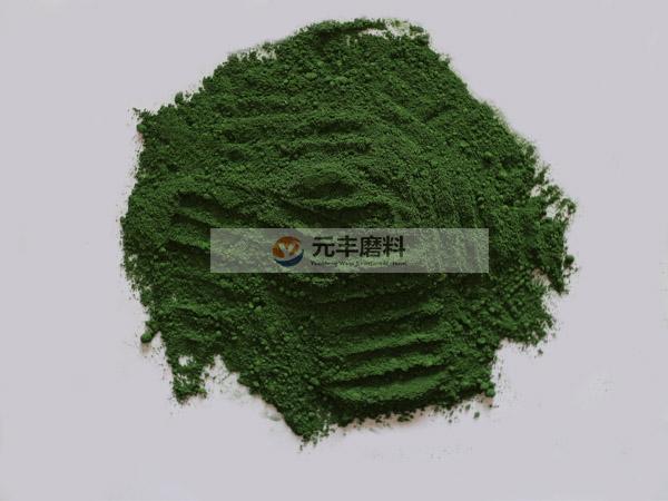 氧化铬绿怎么储藏?