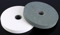 白刚玉陶瓷磨具为何泛黄?如何增白?
